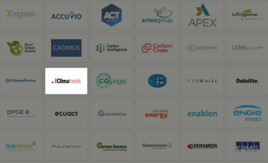 CDP accredited providers