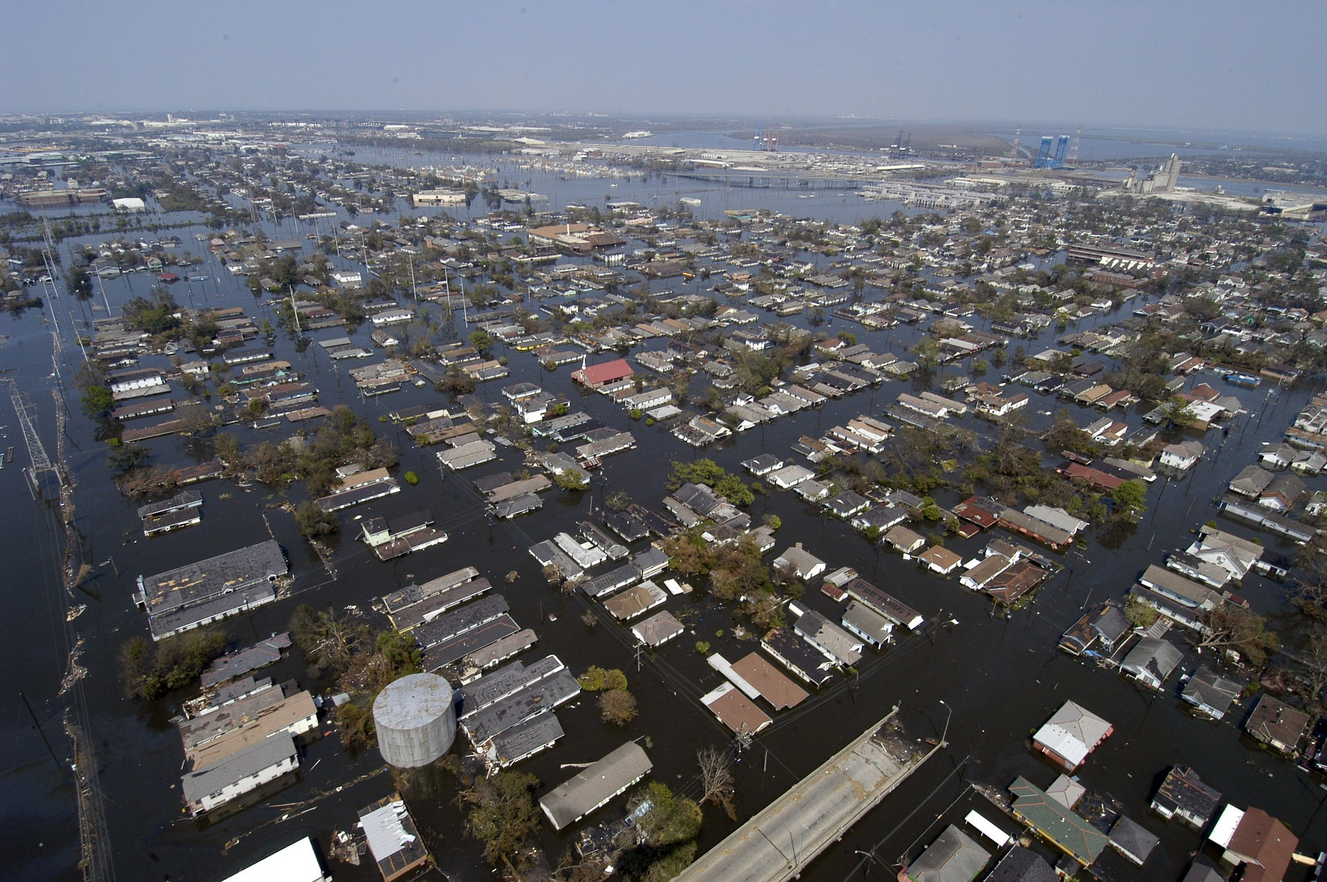 new orleans katrina flooding