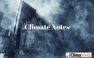 How Climate Change is Flavoring Winter Storms – Shorting Mortgage Markets Because of Covid-19 and Climate Change?