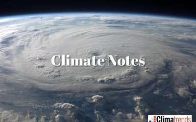 The Role of Climate Change on the 2020 Hurricane Season – Trees Can Slow Warming Trend
