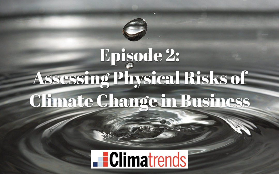 Episode 2: Assessing Physical Risks of Climate Change in Business