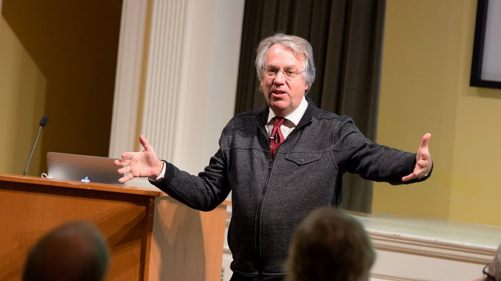 MIT professor Dr. Kerry Emanuel