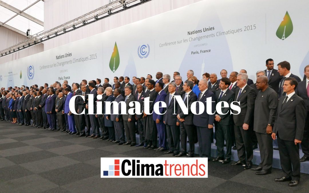 Implications of Rejoining Paris Agreement – Underestimating Methane Emissions