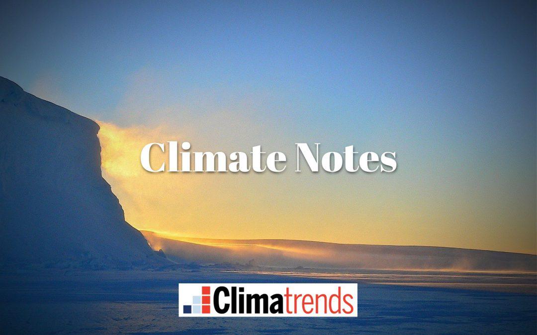Antarctic Ice Shelf Warning – Risks Grow for U.S. National Parks