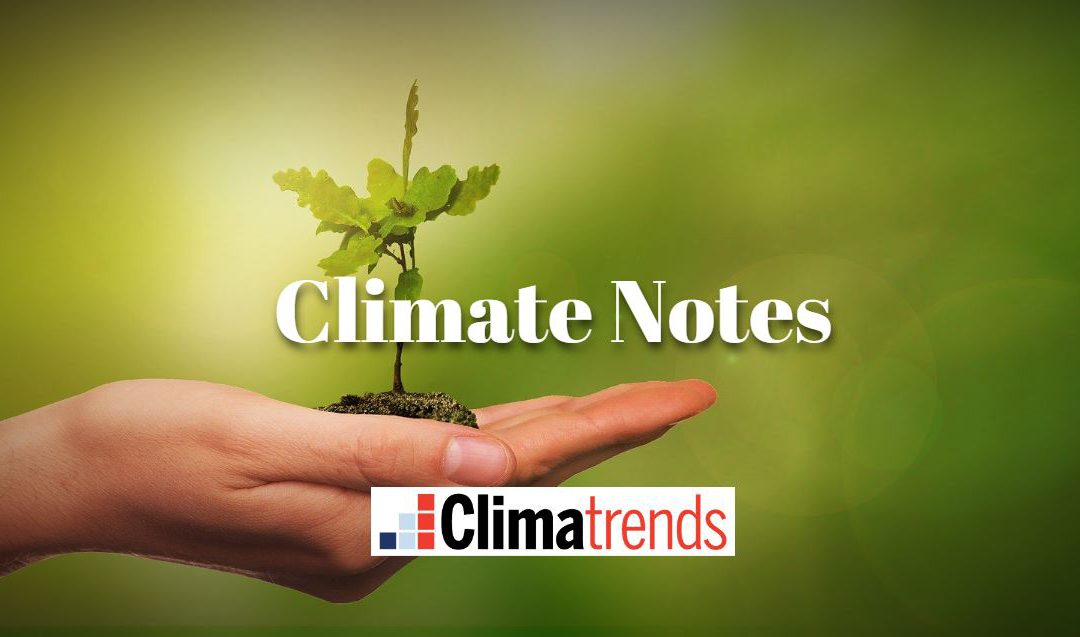 Warming Since First Earth Day (1970) – U.S. and China Cooperate on Climate Change – Warning Labels on Fossil Fuel Ads?
