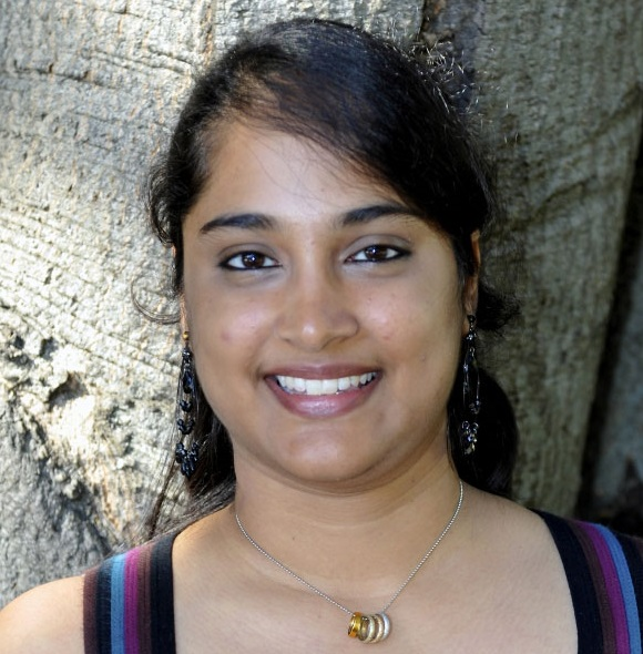 Headshot of Kripa Jagannathan
