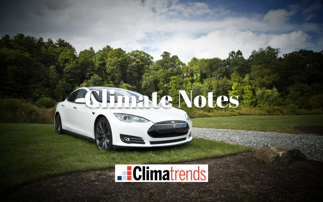 Debunking Electric Vehicle Battery Myths – How is Climate Change Impacting Jet Stream