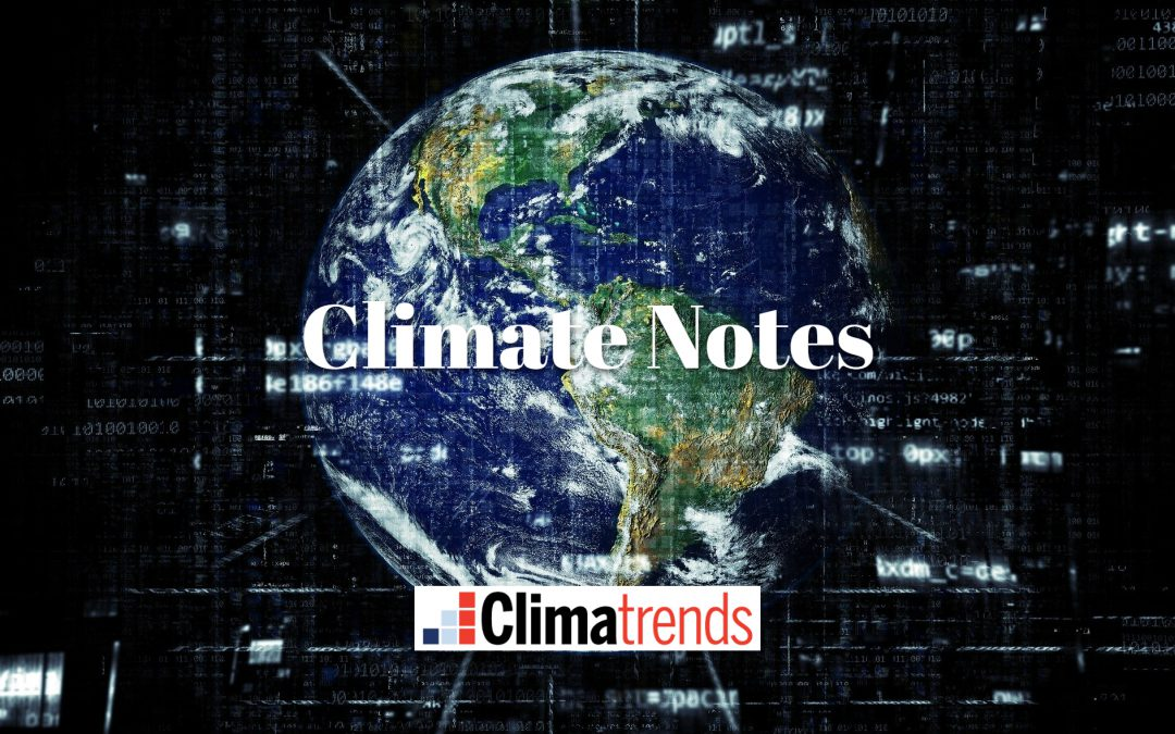 """""""Code Red"""": Major Takeaways and Implications of Latest UN IPCC Climate Report"""